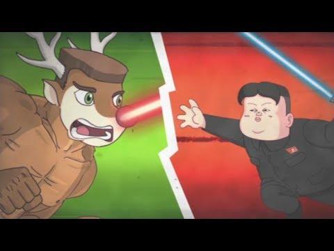 Kim Jong Un vs. Christmas