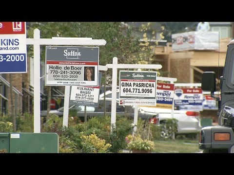 Skyrocketing home prices leaving Canadians locked out