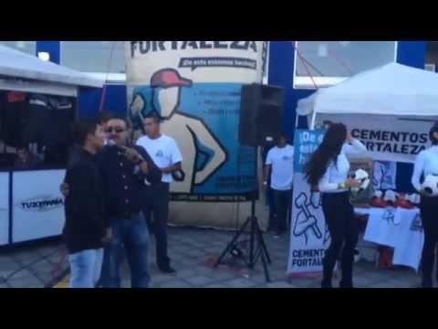 Activación Fortaleza Pachuca vs Monterrey