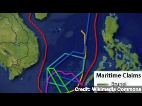 Political Tension in the South China Sea