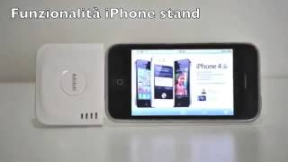 iPhone Şarj Aleti Standı Mimi Power Angel : Buindirim.com