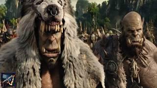 Durotan vs Gul'dan (Warcraft HD) Español Latino