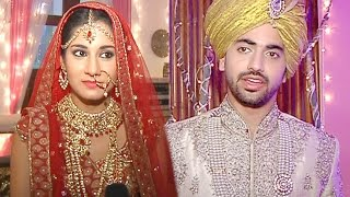 Naamkaran 17th May 2017 Avni And Neil Marriage Episode - On Location