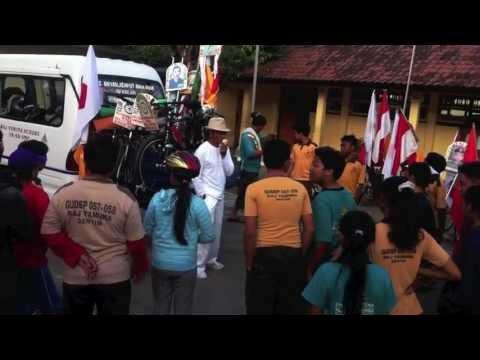 Bali Indonesia & Japan Eco Tourism La Tour De Bali_2013