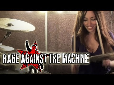 RAGE AGAINST THE MACHINE - BULLS ON PARADE - DRUM COVER BY MEYTAL COHEN thumbnail