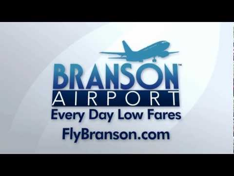 Branson Airport - Low Fares Everyday!