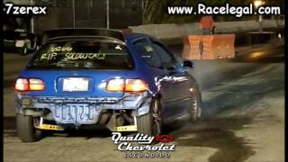 Friday Night Drag Racing One Racelegal.com 7-8-2016
