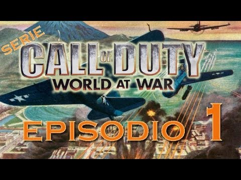 Serie COD5: World At War |Ep.1| Duelo x Equipos