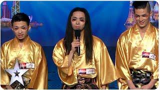Dance Troupe Triqstar Hypnotize Judges | Asia's Got Talent Episode 4