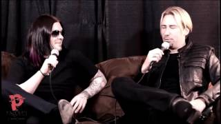 Download Lagu Chad Kroeger and Brent Smith - QNA Gratis STAFABAND