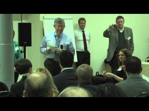 Berlin 06: Questions from the Floor and Answers by Presenters