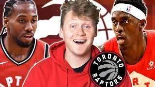 """REBUILDING"" THE TORONTO RAPTORS! DUMBEST TRADE EVER? NBA 2K19"