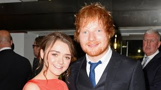 Ed Sheeran Guest Staring on Game of Thrones Season 7