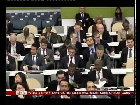IMF offers Ukraine loans, UN rejects Crimea annexation