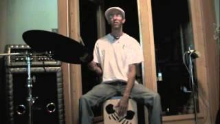 Percussion Assimilation-Cajon Shuffle