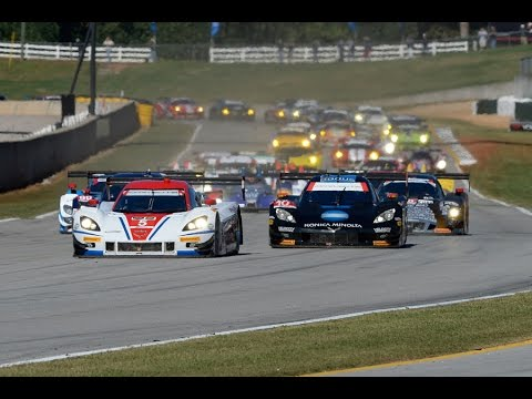 The 2014 Petit Le Mans powered by Mazda at Road Atlanta was the season ending race for the TUDOR United SportsCar Championship and the fourth and final round...