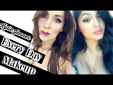 Everyday Kylie Jenner Inspired Makeup | DRUGSTORE | No False Lashes | Get Ready With Me