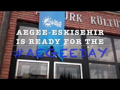 AEGEE-Eskişehir Celebration of AEGEE Day