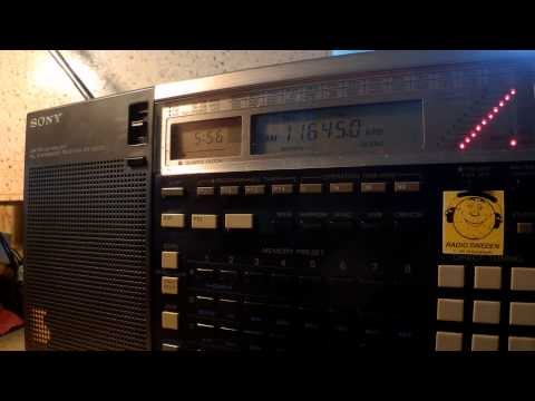 09 07 2015 Radio Dabanga in Sudanese Arabic to Sudan 0555 on 11645, 13800 SM di Galeria
