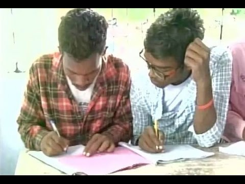 SHOCKING! Mass CHEATING - Students Sit in Groups and Write Exam | Caught on Camera