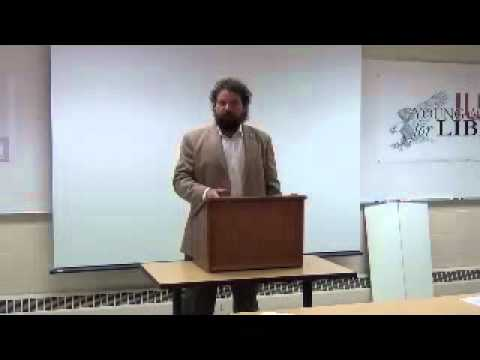 Rupert Boneham Speaks at the YAL Indiana Convention