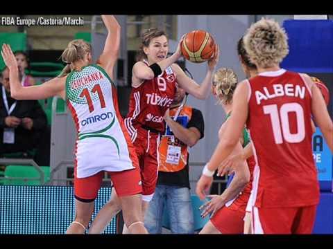 T�rkiye Bayan Basketbol Perileri
