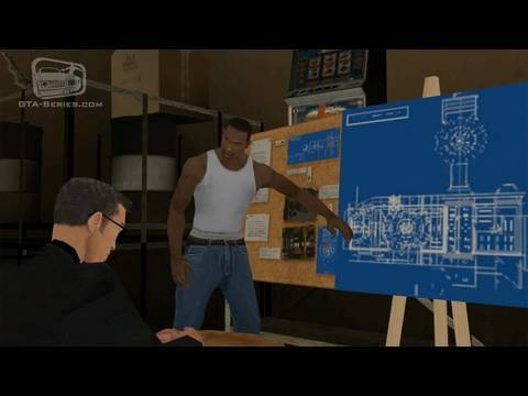 GTA San Andreas - Walkthrough - Mission #79 - Key to her Heart (HD)