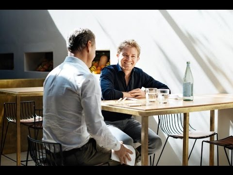A Day in Melbourne, with Nico Rosberg and HUGO BOSS