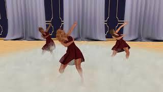 JP   Natural Woman   Phoenix Dance Team 25 August 2018