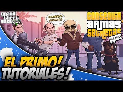 GTA 5 ONLINE - CONSEGUIR ARMAS SECRETAS SPN, BOTELLA, PALO GOLF, BATE, PALANCA y COCTEL MOLOTOV