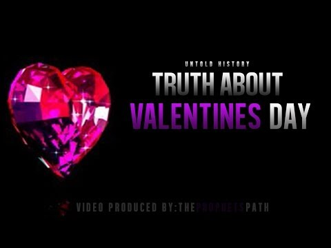 The truth about st valentine