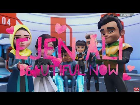 Ejen Ali Zedd - Beautiful Now ft. Jon Bellion