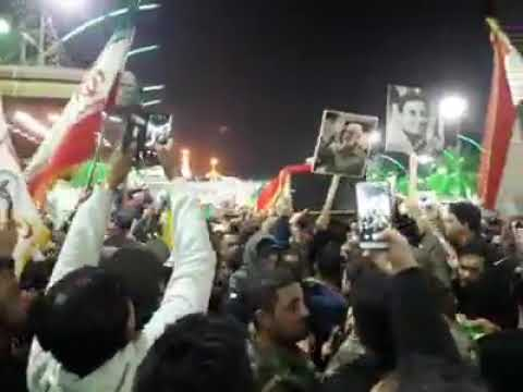 Janaza Qasim Sulemani   Martyr Qasim Sulemani 2019  