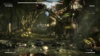 Live Mortal kombat o filme , modo história no difícil