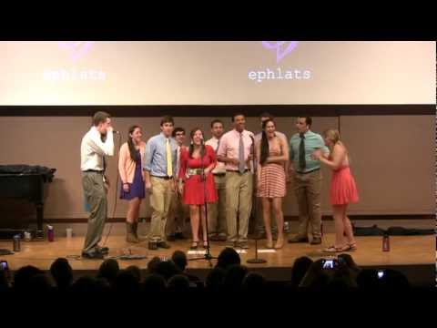 Williams College Ephlats - Outkast Mashup (Roses/Hey Ya/ I Like The Way You Move)
