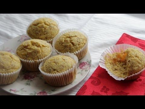 Vegan Corn Muffins Recipe (8.29.12 – Day 17) Sweet Cornbread