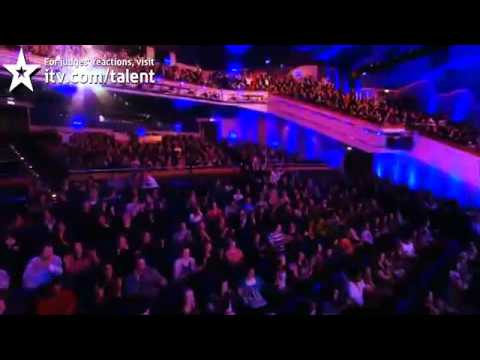 The Mend -- Britain's Got Talent 2012 auditions