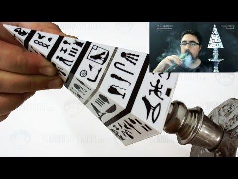Electronic Nargila e-Hookah (pipa de agua / shisha) - revision