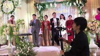 Lời phát biểu của Mai Xuân Nghĩa tiệc cưới con trai