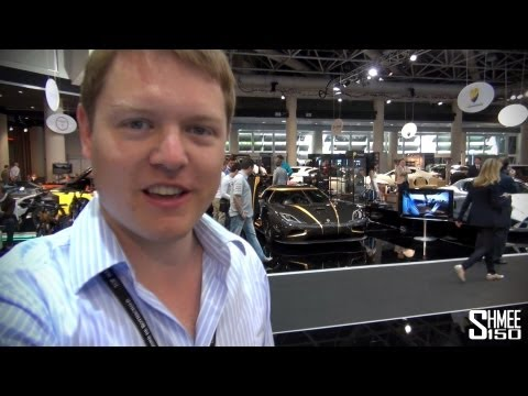 [Where's Shmee?] Zonda, One-77, Grand Prix Circuit and Top Marques - Episode 07