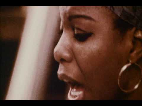 Thumbnail of video Nina Simone - 'Ain't Got No / I Got Life'