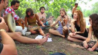 Edward Sharpe and the Magnetic Zeros- Fire + Water (live at Barton Springs Pool)