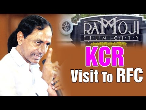 Debate on Telangana CM KCR visit to Ramoji Film City - HMTV News Analysis with VK