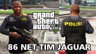 GTA 5 - TIM JAGUAR 86 SERGAP KIMCIL DAN BEGAL DI KOTA