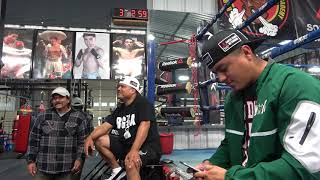 Nate Diaz Will Beat Anthony Pettis Stand Up Or On Mat Says Elie Seckbach EsNews Boxing