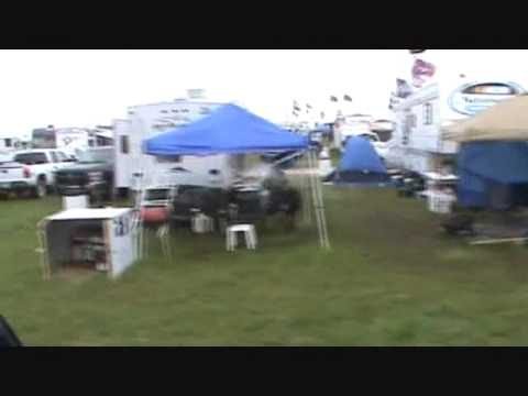 Campgrounds At Texas Motor Speedway Youtube