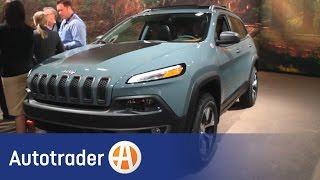 2014 Jeep Cherokee - SUV | 2013 New York Auto Show | AutoTrader.com