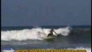 Surfing Costa Rica - Tamarindo Beach