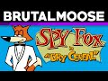 Spy Fox in Dry Cereal - brutalmoose