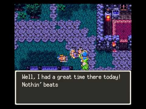 SNES Longplay [205] Dragon Quest III (part 1 of 7)
